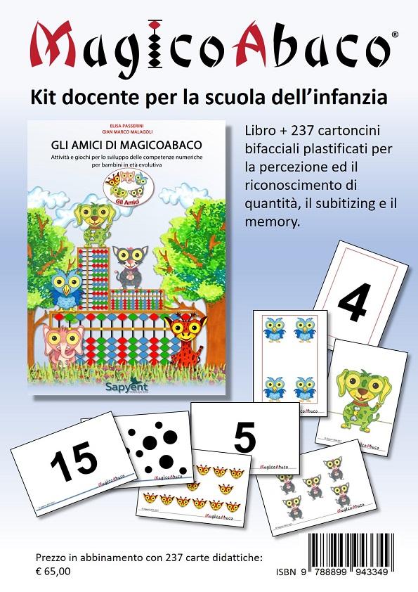 Gli Amici Di Magicoabaco Per La Scuola Dellinfanzia Sapyent Books